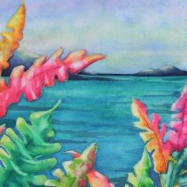 Chrisann Ellis - Tropical Scene