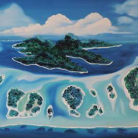 Dianna Lewis - Tropical Skies