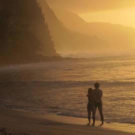 Pamela Funk - Tropical Sunset Romance