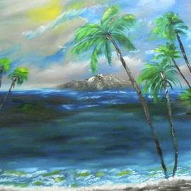 Annette Forlenza - Tropical View