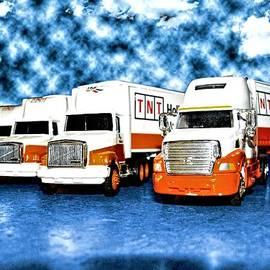 Kristie  Bonnewell - Truckin