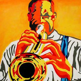 Katie Farmer - Trumpet Jazz Man
