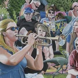 John Houseman - Trumpetess