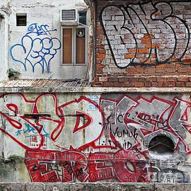 Ethna Gillespie - TST Graffiti