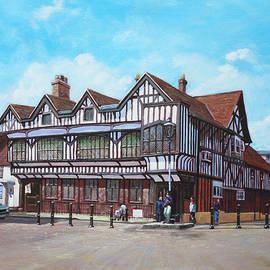 Martin Davey - Tudor House Southampton Hampshire