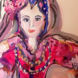 Judith Desrosiers - Tudor reincarnation