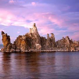 Randall Branham - Tufa Castle