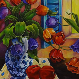 Transcend Designs - Tulips and Apples