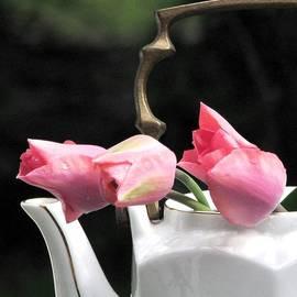 Angela Davies - Tulips And Tea