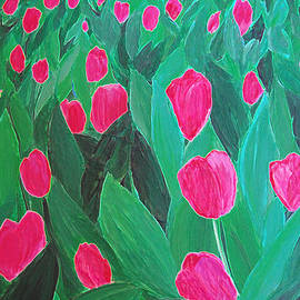 First Star Art  - Tulips by jrr