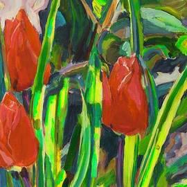 Janet Ashworth - Tulips