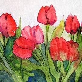 Kathleen Hartman - Tulips
