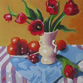 Dorothy Jenson - Tulips Today