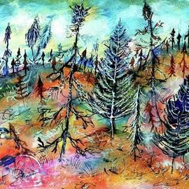 Ion vincent DAnu - Quebec Taiga Landscape