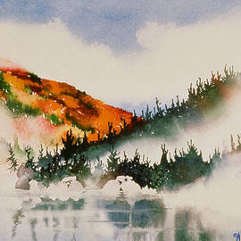 Teresa Ascone - Turnagain Autumn Impression