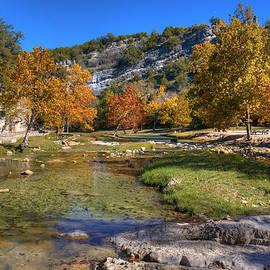 Ricky Barnard - Turner Falls Park II