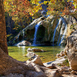 Ricky Barnard - Turner Falls Park