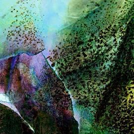 Shirley Sirois - Turquoise Cascade