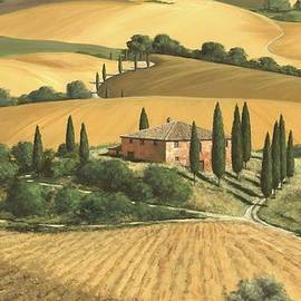 Tuscan Gold - SOLD