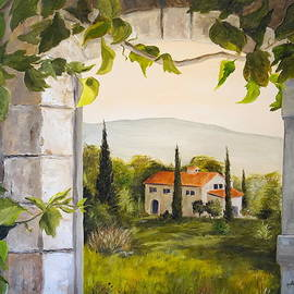 Alan Lakin - Tuscan View