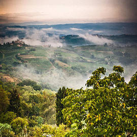 Silvia Ganora - Tuscan view