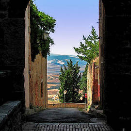 Susan E Robertson - Tuscany 2