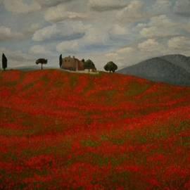 Abigail Avila - Tuscany