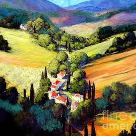Michael Swanson - Tuscany
