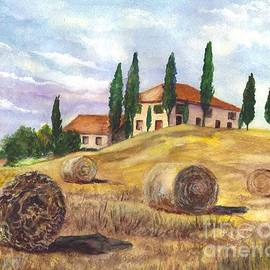 Carol Wisniewski - Tuscany Villa