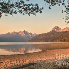 Robert Bales - Twilight At Redfish Lake