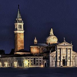 Maria Coulson - Twilight in Venice