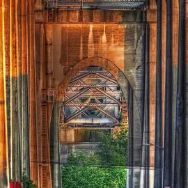 Chris Anderson - Twilight Under a Fremont Bridge