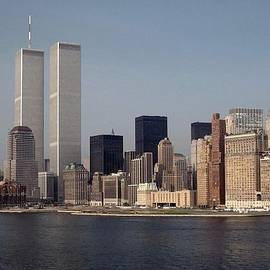 Elizabeth Pedras - Twin Towers NYC