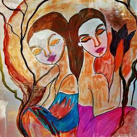 Farfallina Art -Gabriela Dinca- - Twins