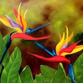 Carol Avants - Two Birds of Paradice