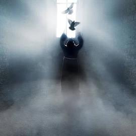 Jaroslaw Blaminsky - Two doves