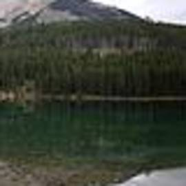 Ian Mcadie - Two Jack Lake Calm