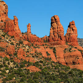 Marianne Campolongo - Two Sisters Sedona Arizona