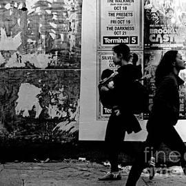 Miriam Danar - Two Women Walking