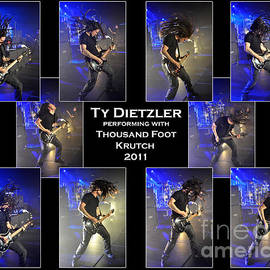 Gary Gingrich Galleries - Ty Dietzler with TFK 2011