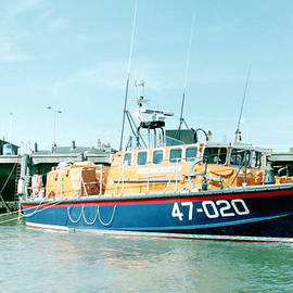 Ted Denyer - Tyne Class Lifeboat 47-020