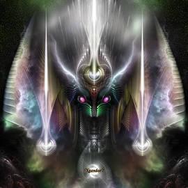 Rolando Burbon - Tyrinan The Horikin God Of War