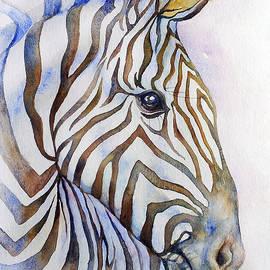 Arti Chauhan - Umber Stripes