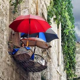 Nikolyn McDonald - Umbrellas on the Balcony