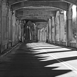 Kevin Anderson - Under 12th Street Light and Shadows
