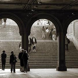 RicardMN Photography - Under Bethesda Terrace