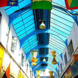 Loreta Mickiene - Under Market Roof