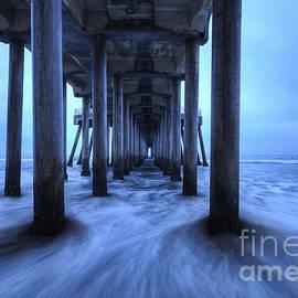 Eddie Yerkish - Under The Huntington Beach Pier