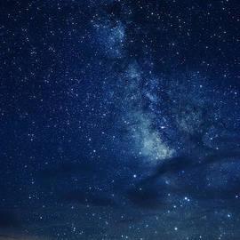 Saija  Lehtonen - Under the Milky Way at the Grand Canyon