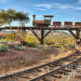 Eddie Yerkish - Under The Mining Cars